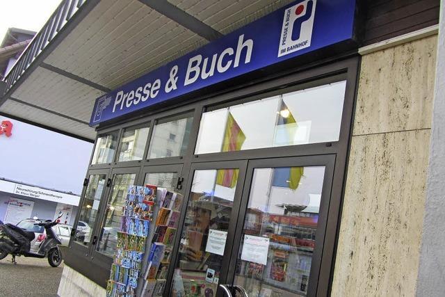 Zieht demnächst eine Buchhandlung im Bahnhof ein?