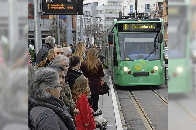 BVB: Tram 8 übertrifft alle Erwartungen