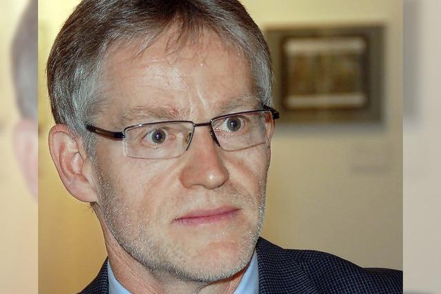 Lörrach trauert um Roland Wetzel