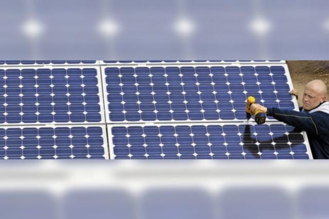 In Murg rechnet sich Photovoltaikanlage