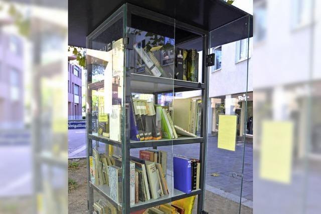 Literatur als i-Tüpfelchen für den Lindenplatz