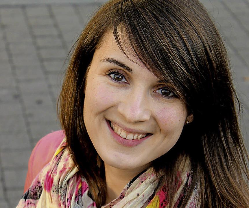 Carolin Jenkner ist die  Vorsitzende der Jungen Union in Freiburg.   | Foto: Privat