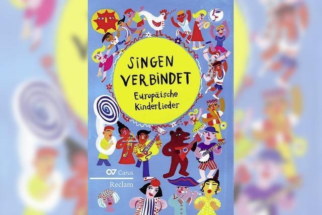 LIEDERBUCH: Singen mit Kids
