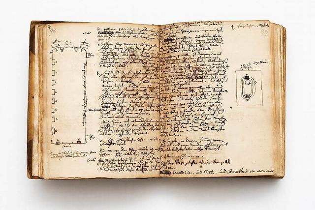 Reisetagebuch des Straßburger Orgelbauers Silbermann digitalisiert