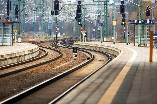 Wohl kein Bahnstreik am Wochenende - GDL lässt Termin weiter offen