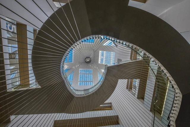 Straßburgs Nationalbibliothek: Die zweitgrößte Bibliothek Frankreichs
