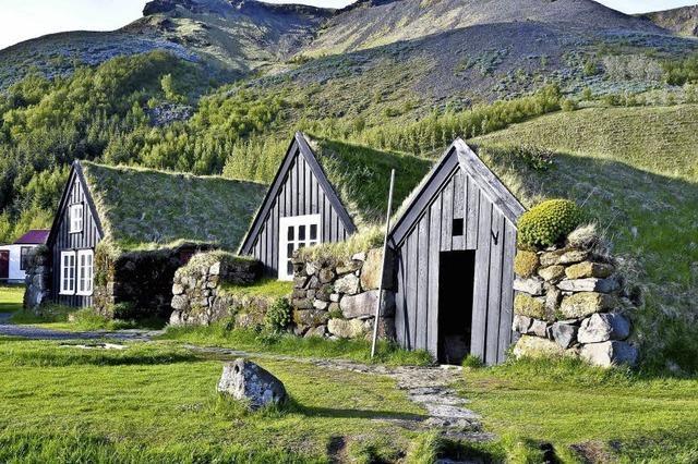 Bildvortrag über Island in Höchenschwand