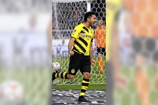 Dortmund bleibt weiter im Aufwind