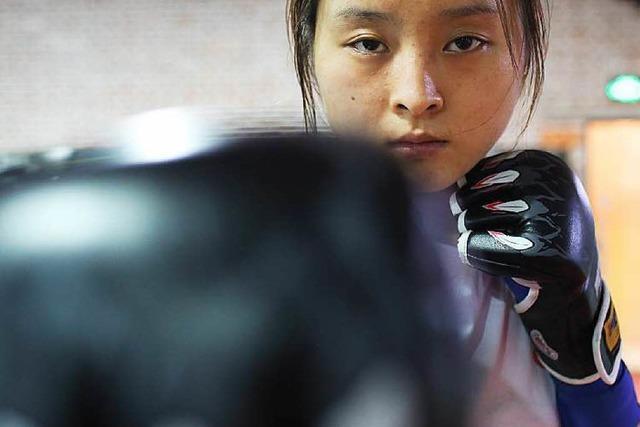 In China boomt der Markt für Bodyguards