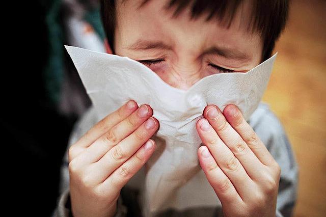 Die Grippewelle sucht den Landkreis Emmendingen heim