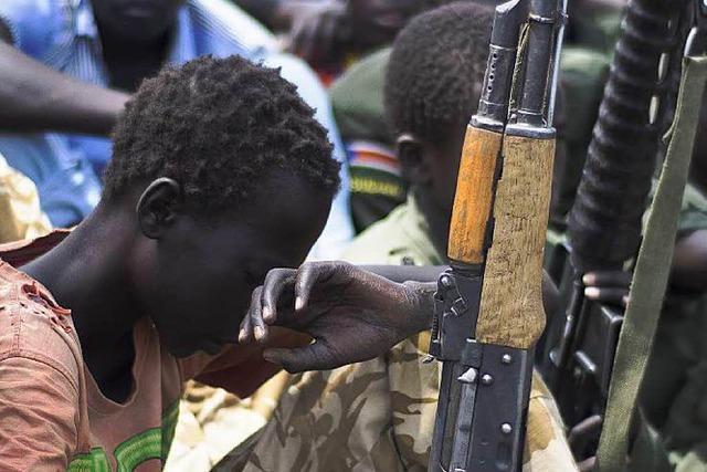 Südsudan: 89 Jungen von Miliz entführt