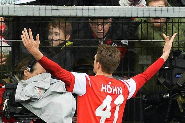 Freiburg und Hoffenheim trennen sich 1:1-Unentschieden