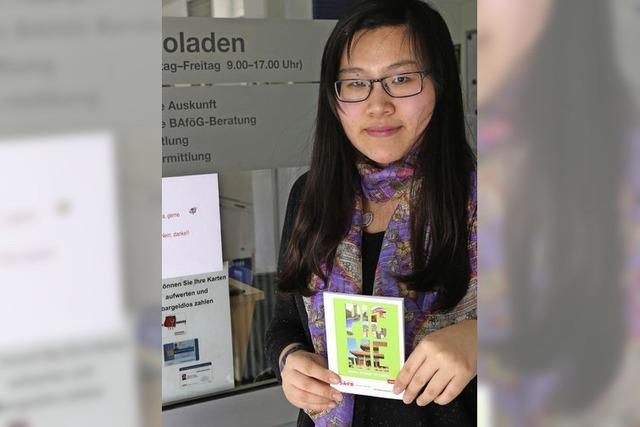 Studierendenwerk veröffentlicht Wörterbuch für ausländische Studierende