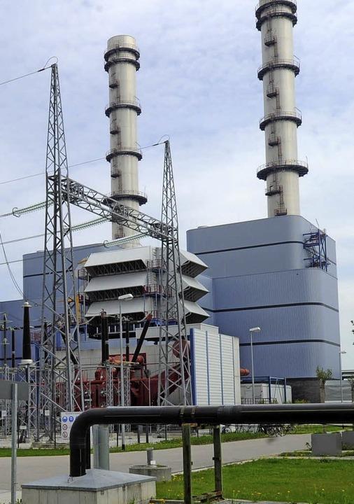Arbeiten oft nicht mehr rentabel:Gaskraftwerke  | Foto: DPA