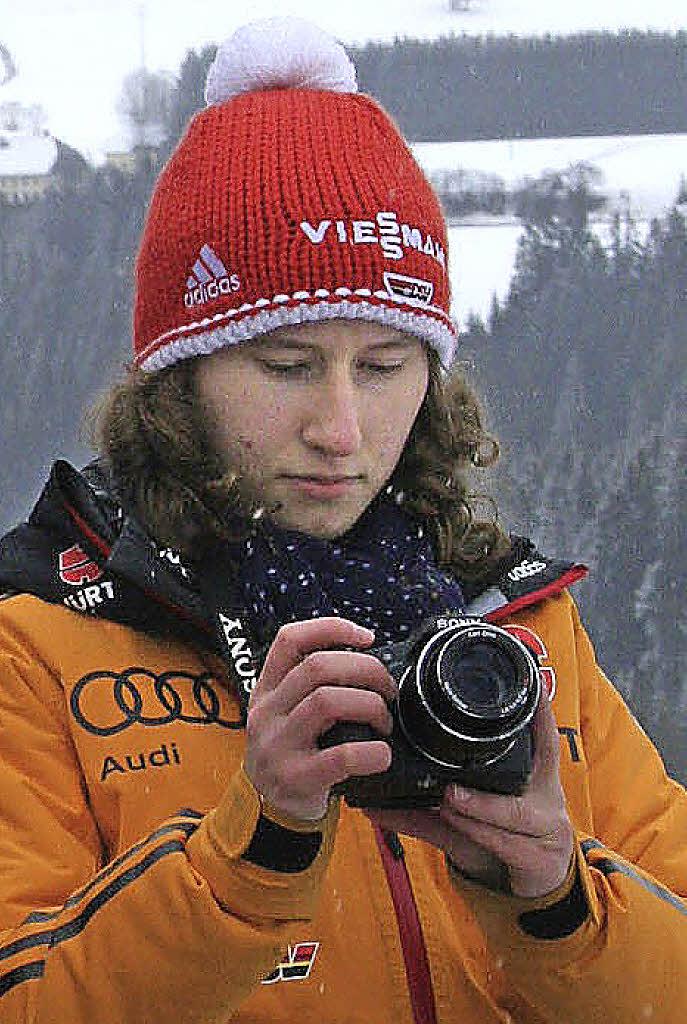 Ramona Straub wird erneut operiert - Skispringen - Badische Zeitung