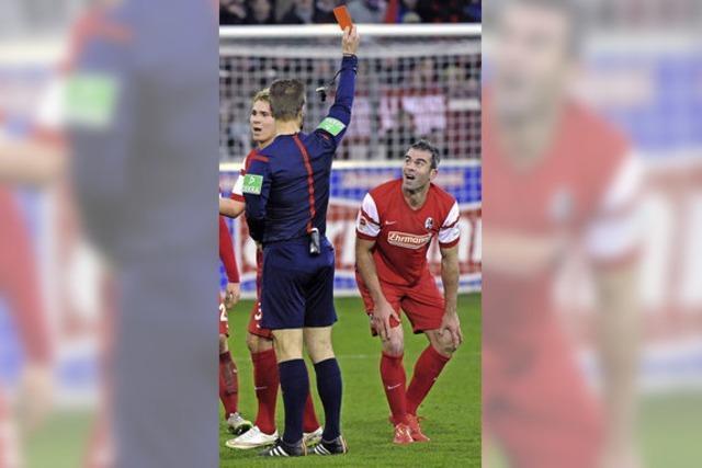 Freiburg, Hoffenheim und der Schiedsrichter: Nicht linientreu