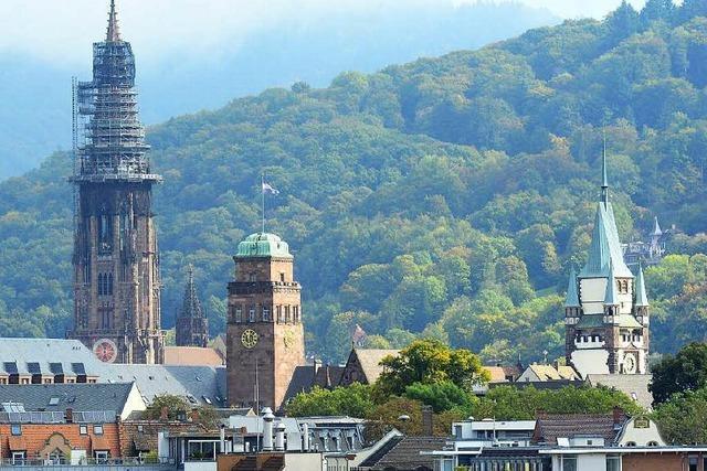 Münsterturm-Sanierung dauert noch bis Ende 2016