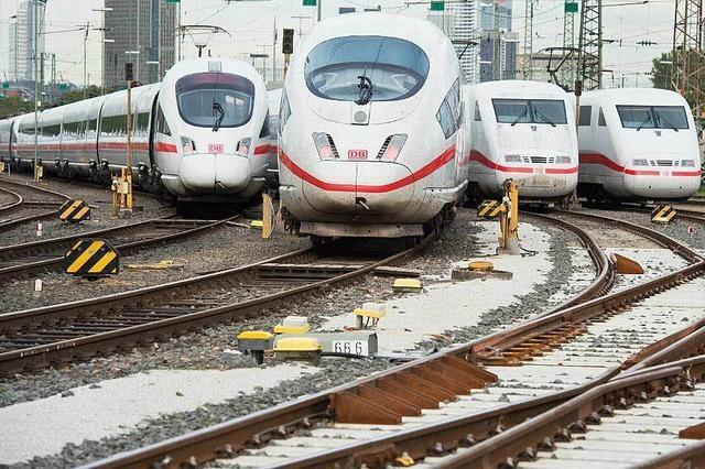 Streik bei der Bahn vorerst abgewendet