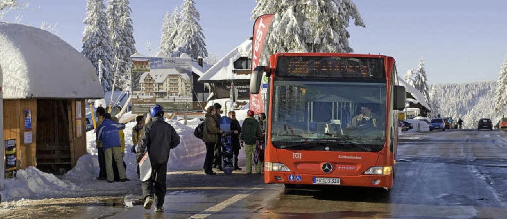 Der öffentliche Nahverkehr ist gerade im ländlichen Raum von großer Bedeutung.   | Foto: Jürgen Glocke