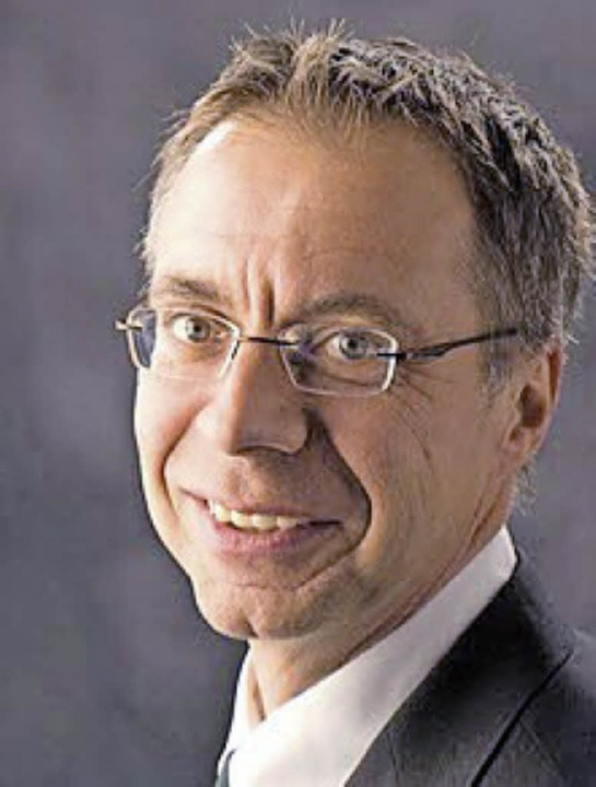 Michael Wehner aus Winden arbeitet bei...Landeszentrale für politische Bildung.  | Foto: privat