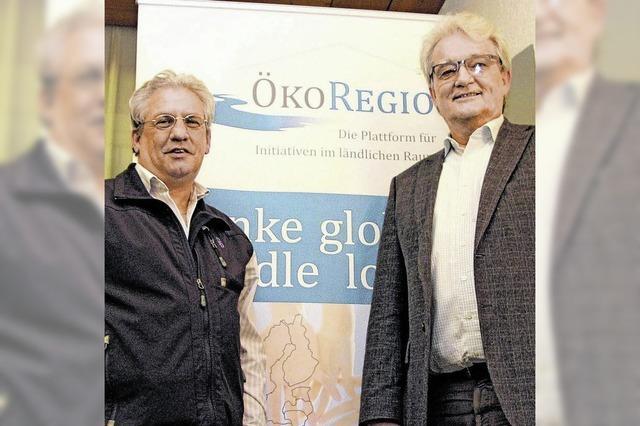 Öko-Region sucht neue Wege