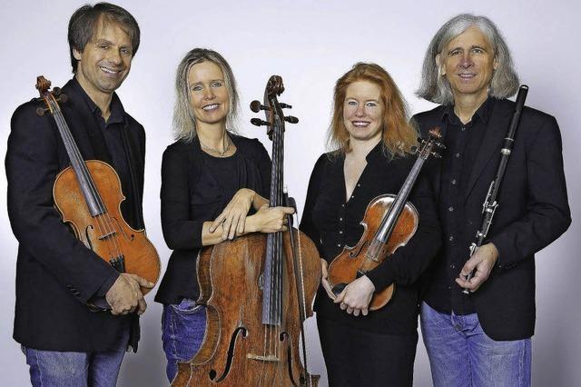 Ardinghello-Ensemble in Freiburg-Tiengen