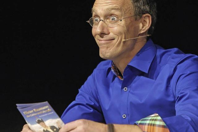 Dieter Baumann als Kabarettist