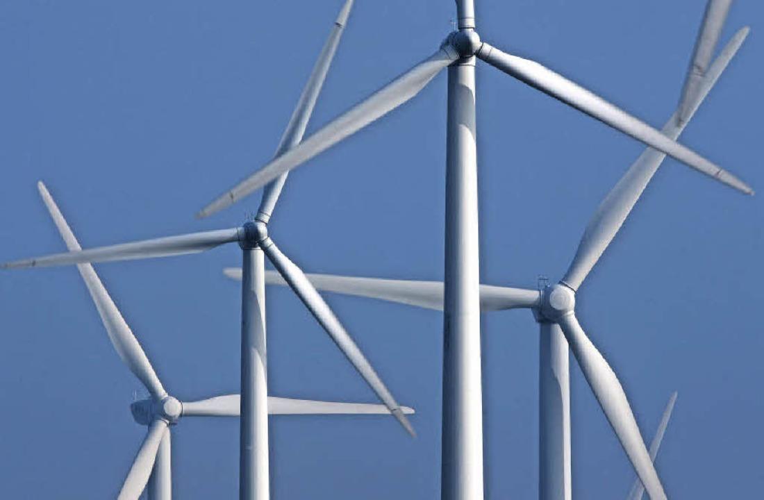 Die Debatte um Windkraft am Blauen dreht sich weiter.  | Foto: dpa