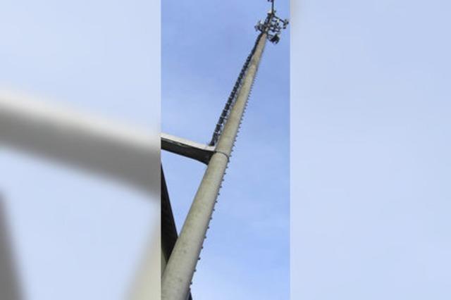 Telekom will 40-Meter-Mast bauen