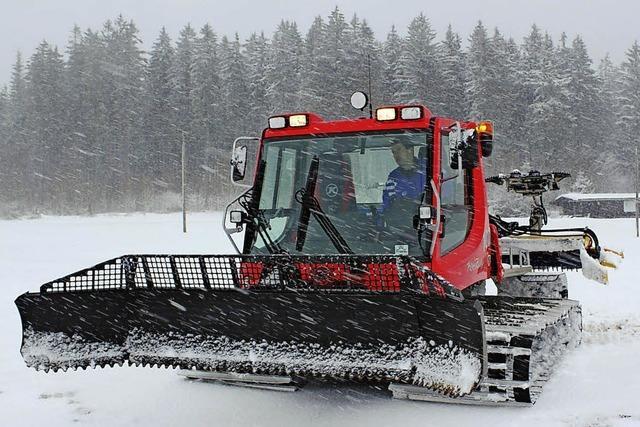 Ein Trio sorgt für perfekten Wintersport
