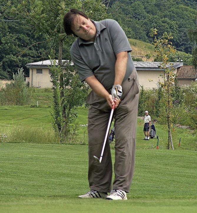 Neun statt sechs Loch.  Die Golfwelt H...äckingen sind dem Ziel näher gekommen.  | Foto: Archivfoto: Miloslavic