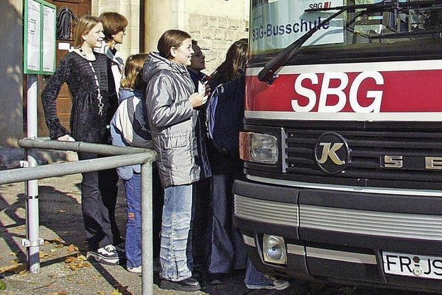 Mehr Bus-Verbindungen gefordert