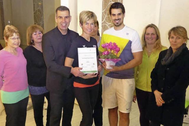Auszeichnung für jungen Verein
