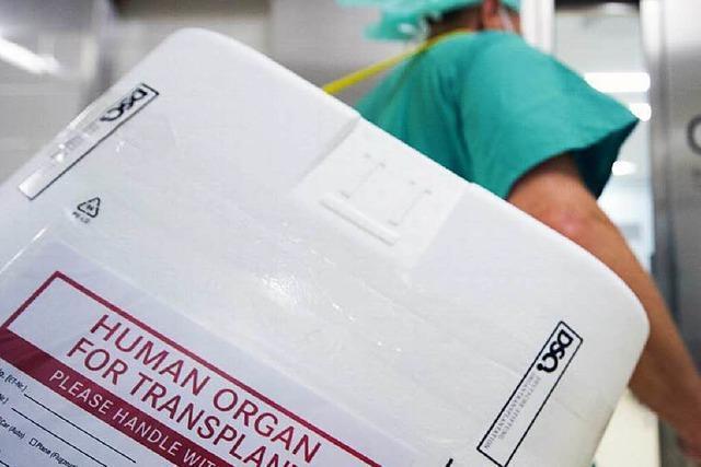 Hirntod ist ausreichendes Kriterium für Organspende