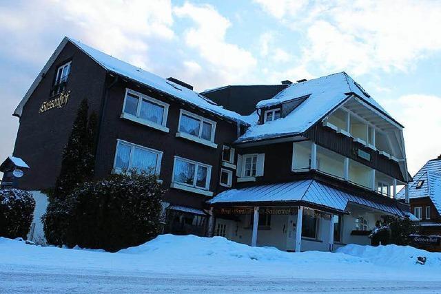 Sparkasse will Hotel Sassenhof in Hinterzarten abreißen