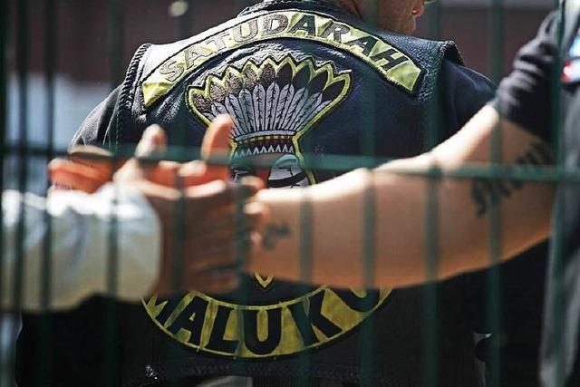 Rockerclub Satudarah Maluku hatte Chapter in Weil am Rhein