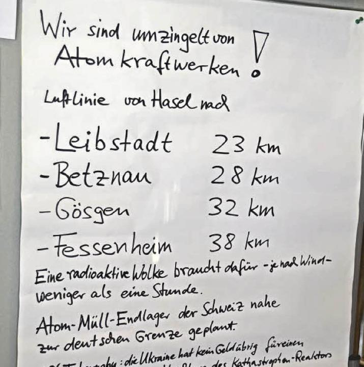 <ppp> und hier </ppp>ein Plakat des Bunds für Umwelt- und Naturschutz (BUND).  | Foto: André Hönig
