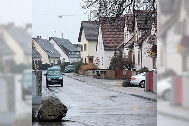 Mehr Kanalvolumen zum Schutz vor Überflutungen
