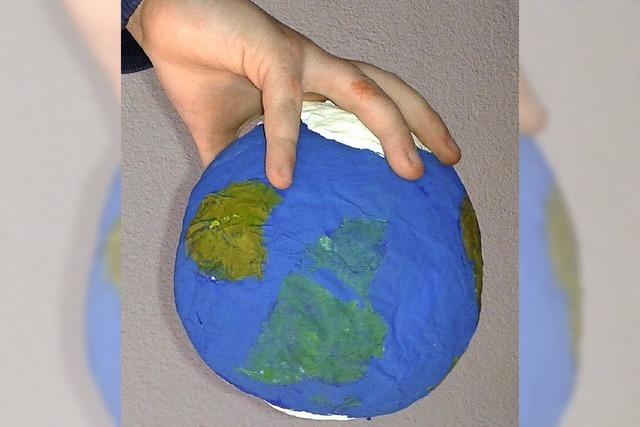 Das Sonnensystem im Klassenzimmer