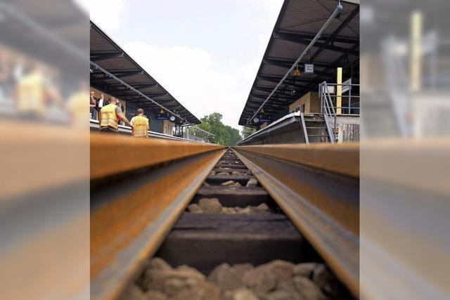 Ettenheim bleibt dabei: Bahn an die Bahn