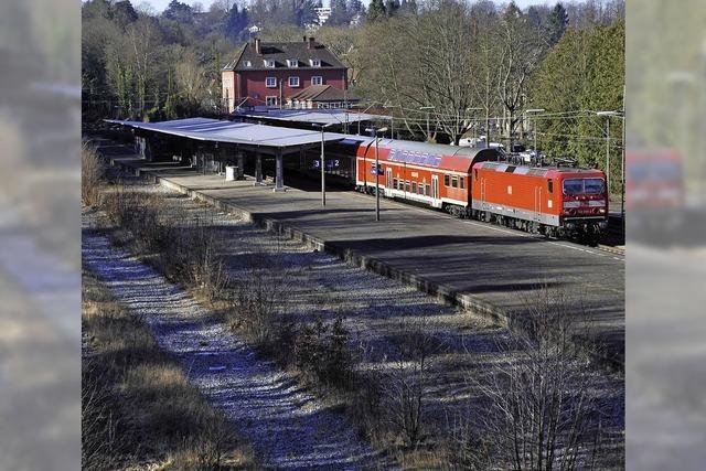Von Breisach nach Titisee in einem Zug