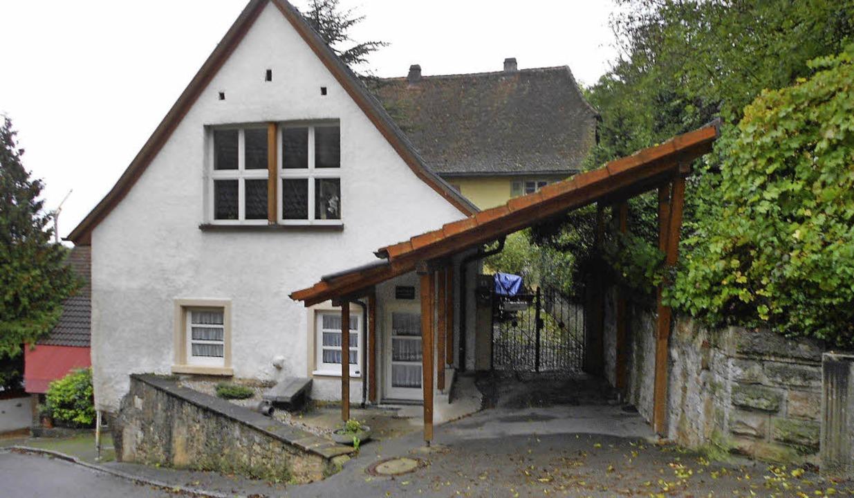 Das Hermann-Albrecht-Haus    | Foto: Schopferer