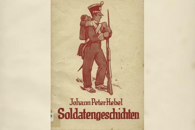Mit Johann Peter Hebel an der Front