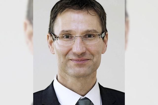 Riesterer kandidiert in Eschbach