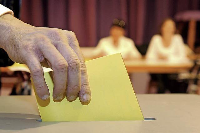 Kandidaten für den Pfarrgemeinderat