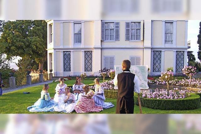 Historien-Film mit der Kostümgruppe des Menzenschwander Winterhalter-Vereins