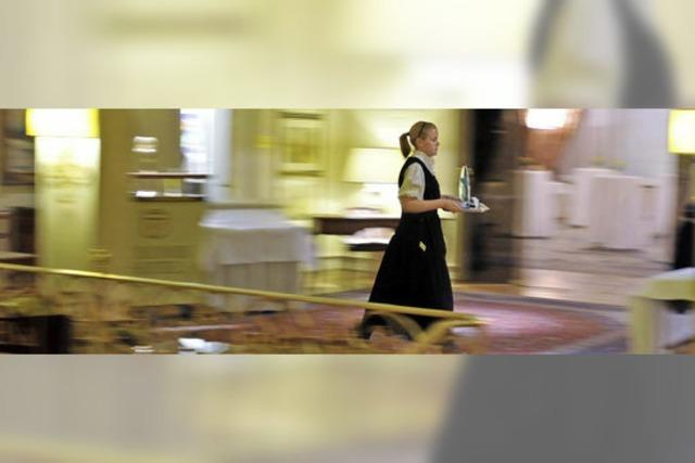Der Gastronomenverband pocht auf Ausnahmeregelungen