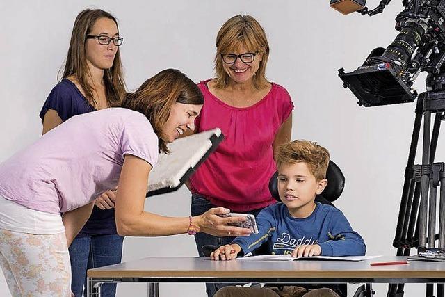 Die Deutsche Gesellschaft für Muskelkranke hat zum Jubiläum einen Kinospot gedreht
