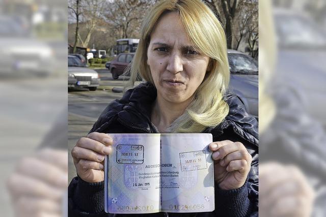 Abgeschoben: Im serbischen Niš lebt die Familie Ametovic im Elend