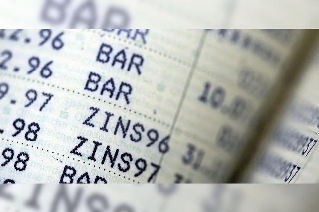 Sparkassen plädieren für Prämie